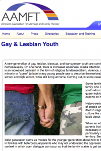 AAMFT brochure youth