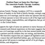 AFTA 2004 marriage