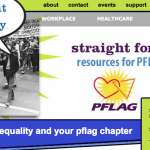 PFLAG straight for equqlity
