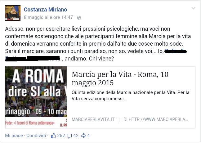 Costanza Marcia Su Roma - Copia