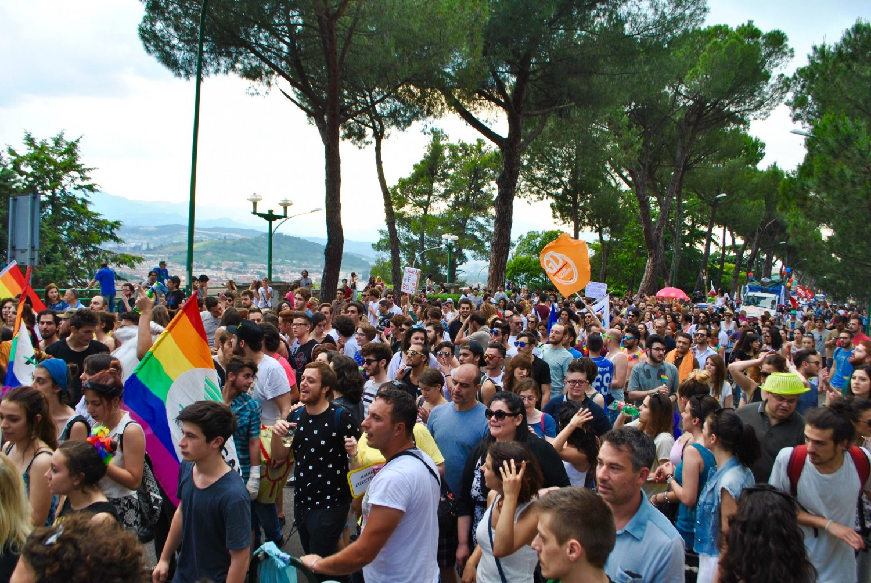 pride benevento 2015